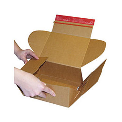 Mengsheng shipping cheap corrugated boxes double sides custom design-3