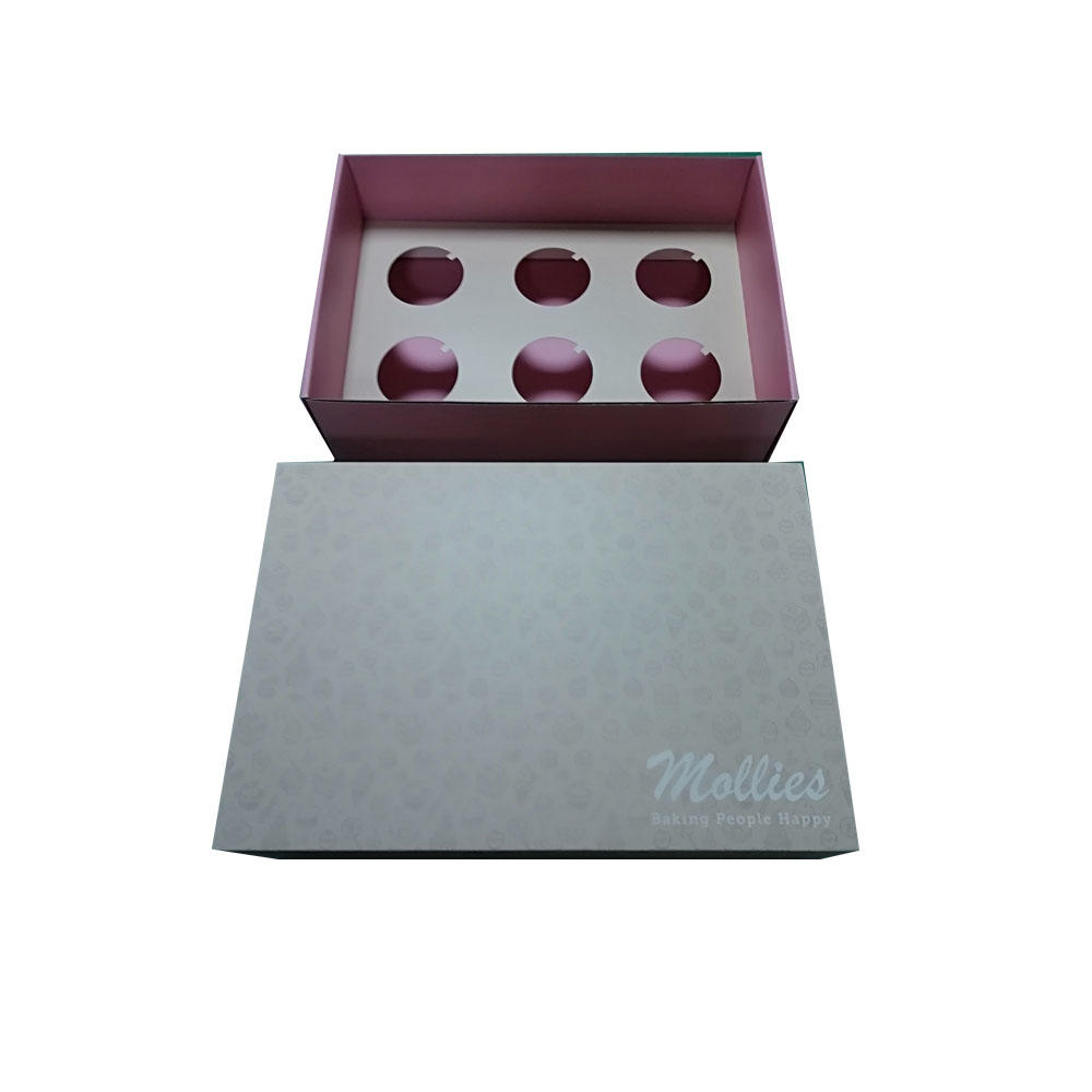 Mengsheng magnetic closure wedding cake boxes removable-3