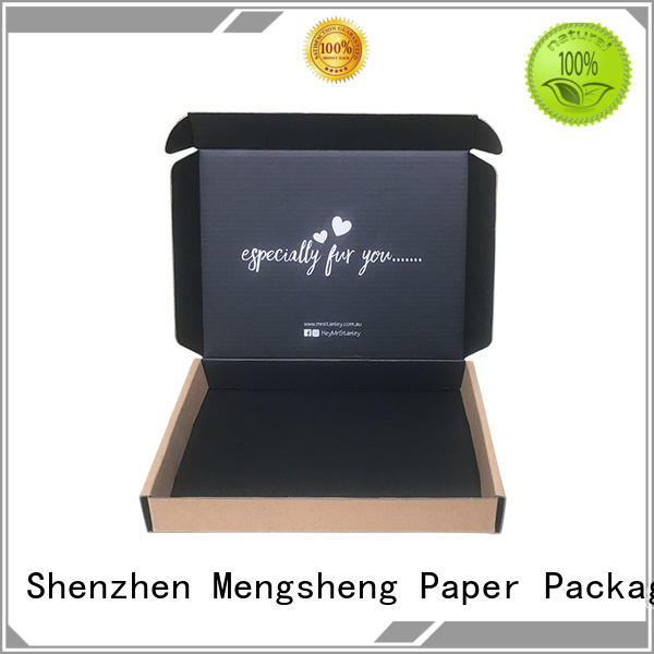 printing custom brand packaging shoes packing eco friendly