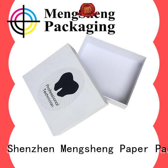 Mengsheng tone bracelet gift box clothing packing convenient