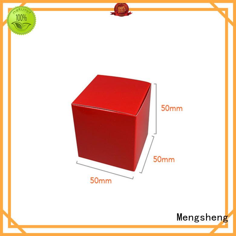 clear window big present box printing with lid
