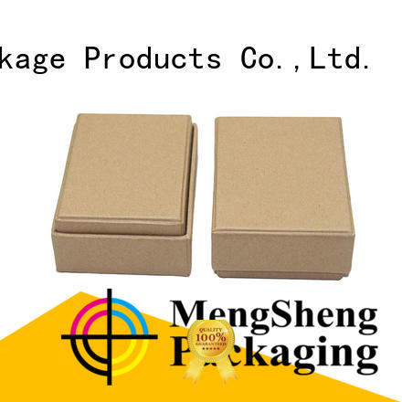 Mengsheng magnetic closure custom product boxes high-quality