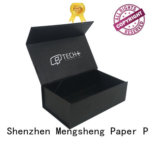 Mengsheng folding fragrance gift box cheapest price bulk producion