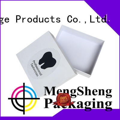 Mengsheng box custom cosmetic boxes at discount top brand
