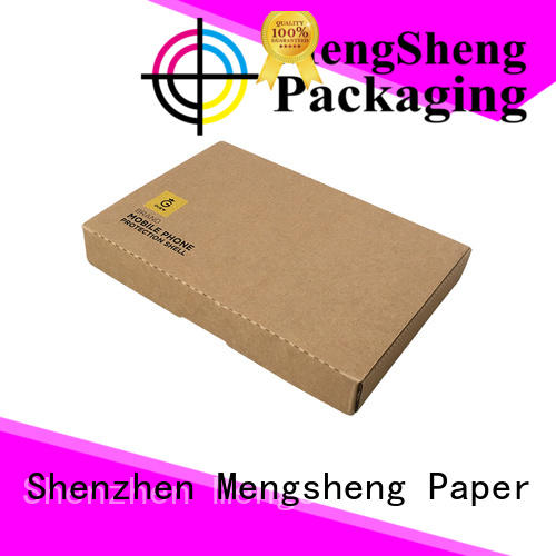 Mengsheng camera box cardboard for florist