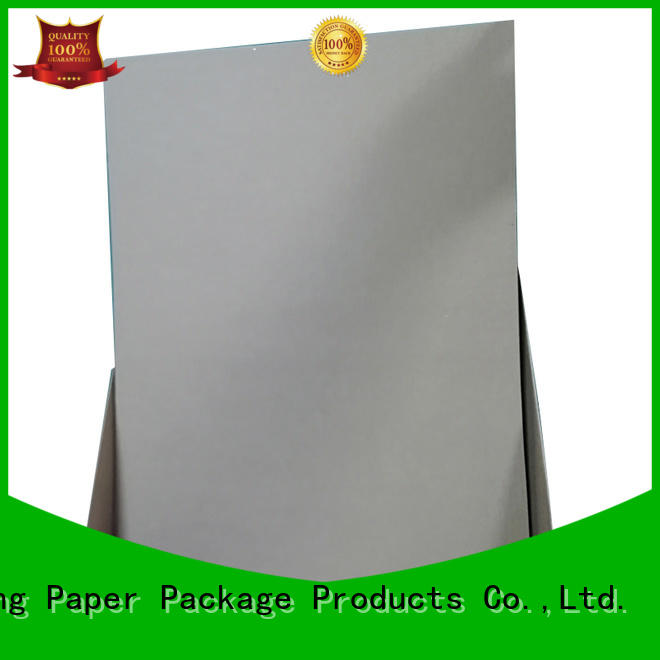 Mengsheng stamping round cardboard boxes with lids special chocolate packing