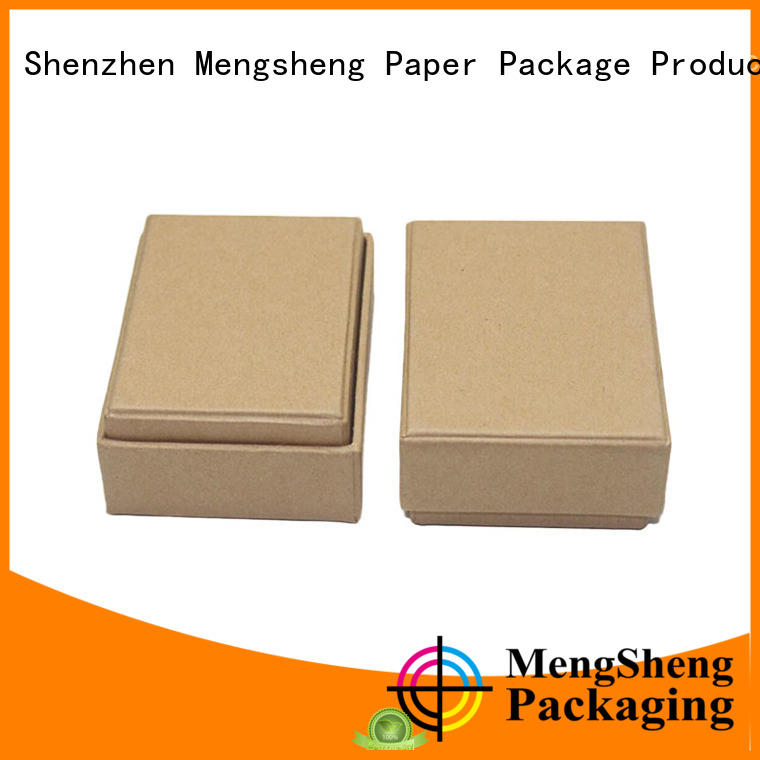 Mengsheng kraft fragrance box sets wholesale top brand