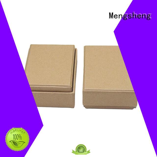 Mengsheng waterproof fragrance box sets wholesale for sale