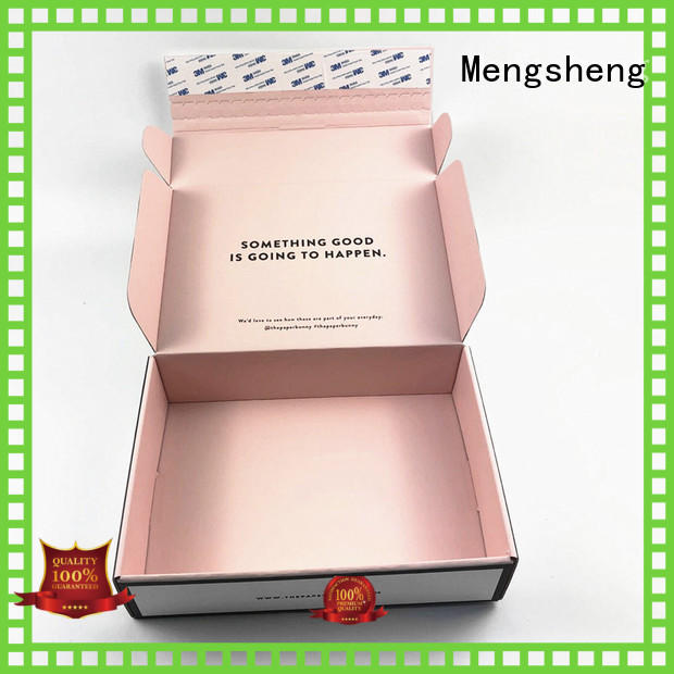 cosmetic packaging gown box free sample with ribbon