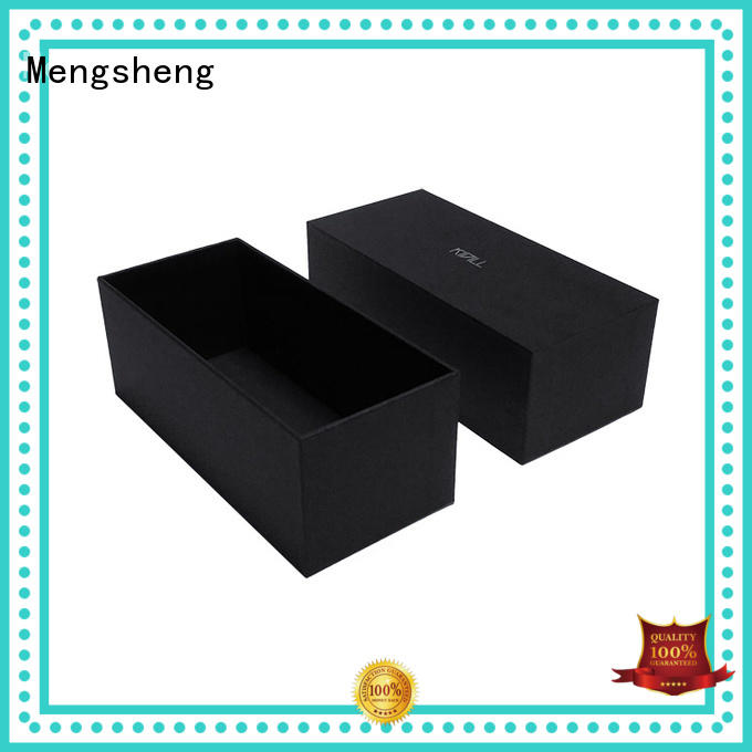 round tube small gift boxes customized Mengsheng