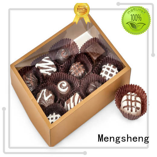 Mengsheng clothing shipping wine box sturdy at discount