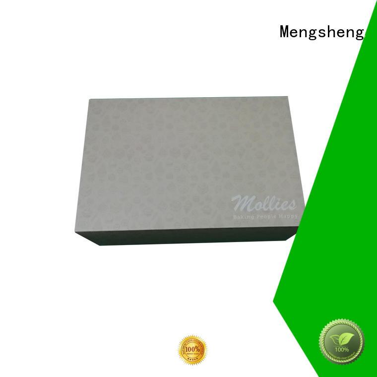 Professional factory custom printed drawer style sleeve heave duty corrugated cupcake gift box