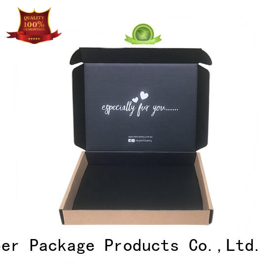 cosmetic packaging dress gift box printing with handle