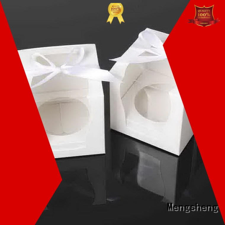 Mengsheng insert cupcake packaging kraft at discount