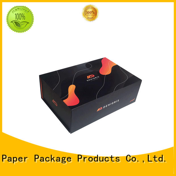 hot-sale folding box packaging folding logo printed for florist