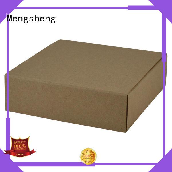 Mengsheng custom color slidingboxes small base at discount