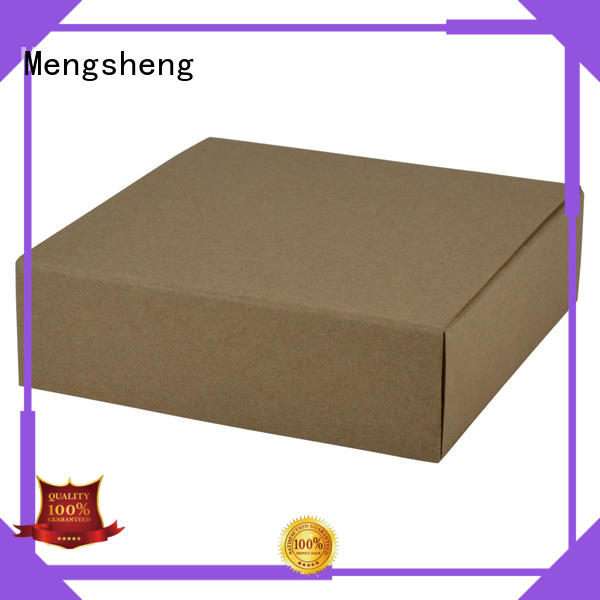 Mengsheng custom color slidingboxes small base at discount
