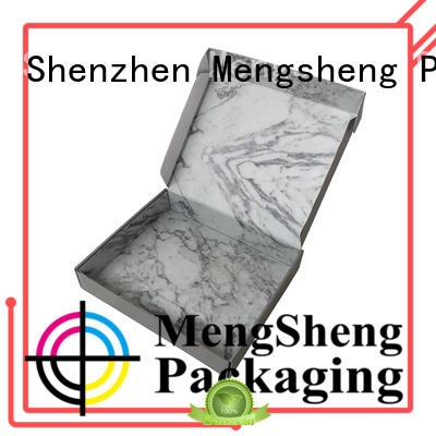 Mengsheng shirt box with handle