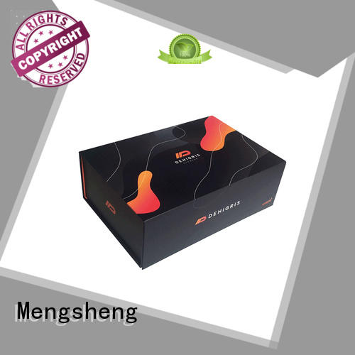Full Color Imprinted Magnetic Gift Boxes